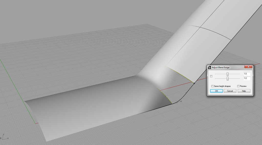 Parasolid and NURBS based models have much greater control over surface blending and fidelity - critical in mass-produced parts.