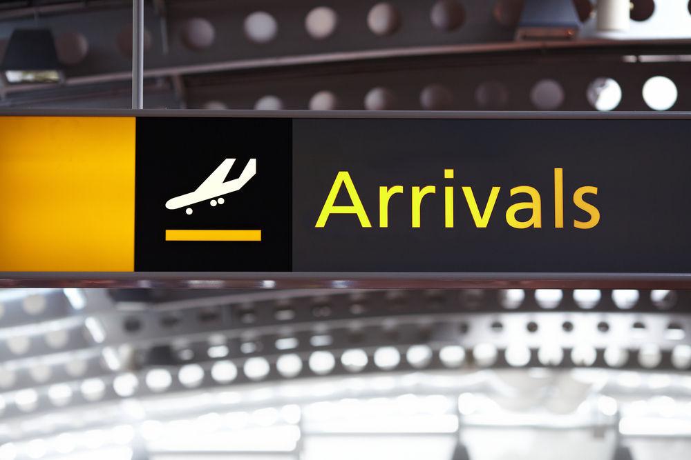 Trade show travel.
