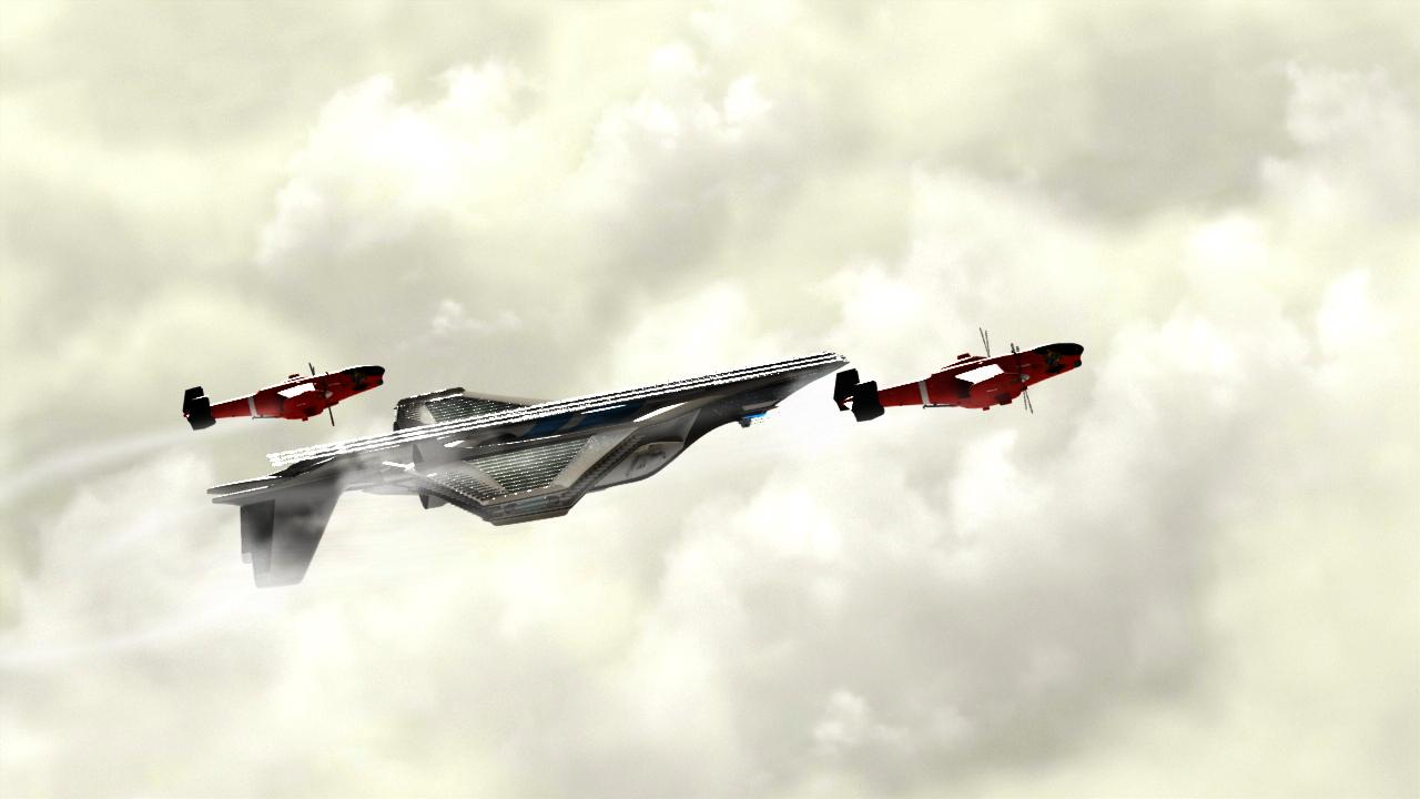 Venus.Aero Trailer Concept