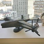 3D Printed Venus Airplane Desktop Toy