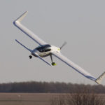 E-Go Light Aircraft Flight